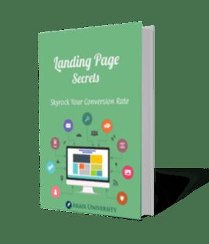 Landing Page Secrets - Skyrock Your Conversion Rate