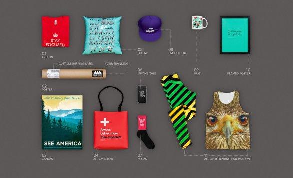 Printful: Custom Print Product Drop Shipping - Warehousing & Fulfillment
