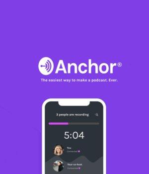 Anchor fm Podcast