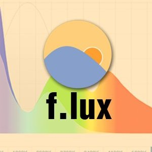 Control your display lights with f.lux