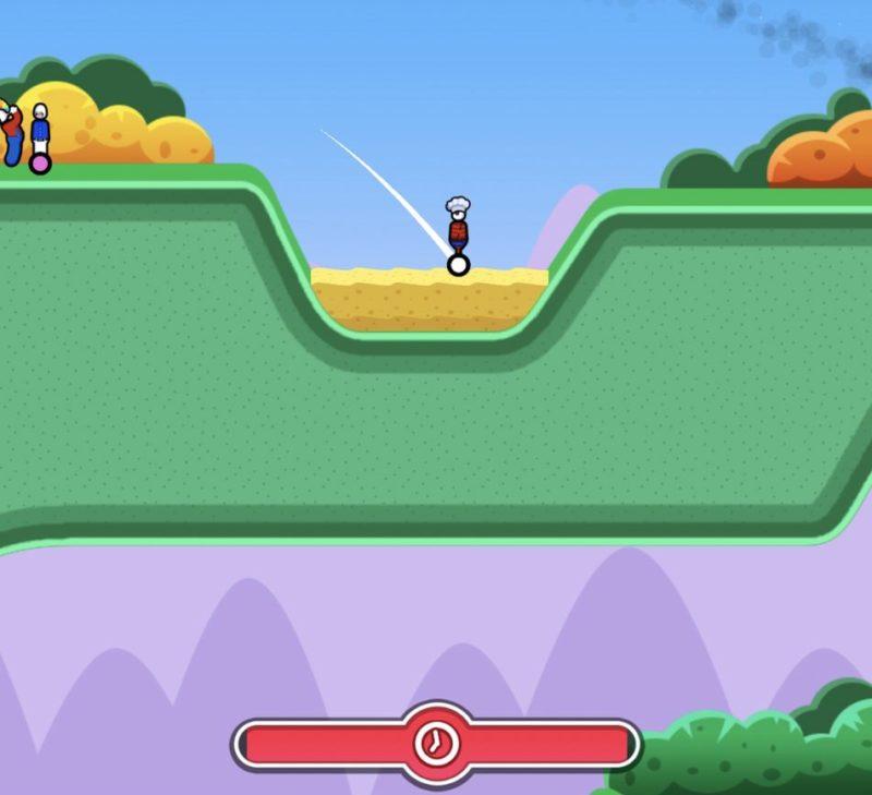 ゴルフブリッツ(GolfBlitz)