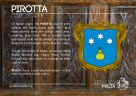 The PIROTTA coat of arms