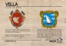 The VELLA coat of arms