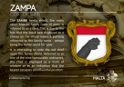 The ZAMPA coat of arms