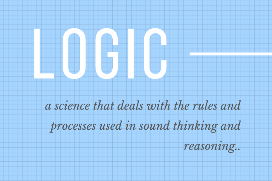 Logic as a Branch of Philosophy 9