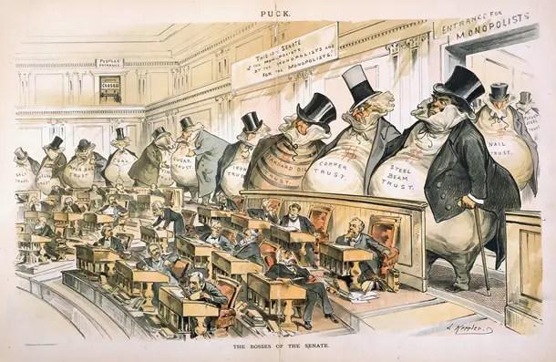 Ano ang Oligarkiya? 8