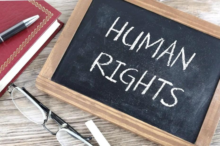 Ano ang Karapatan Pantao at ang Universal Declaration of Human Right? 1