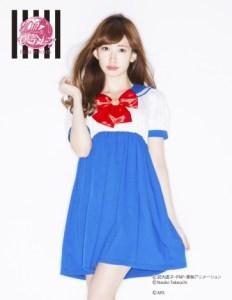 sailor moon kojima haruna lingerie tsukino usagi
