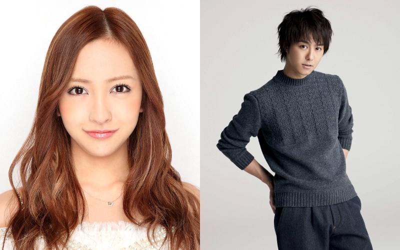 EXILE's TAKAHIRO caught in photo on Tomomi Itano's blog?