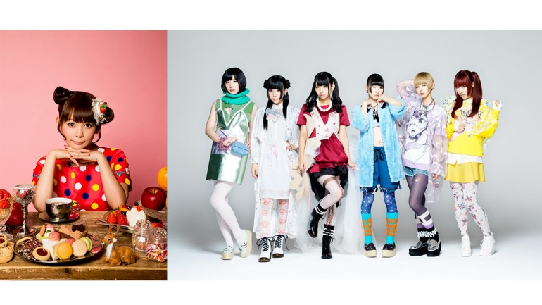 "Shokotan and Dempagumi.inc to join otaku forces for new anime ""Punchline"""