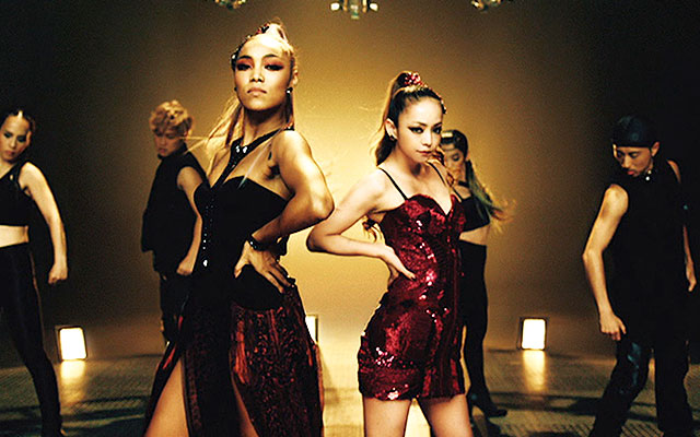 Crystal Kay and Namie Amuro make a 'REVOLUTION' in new full music video