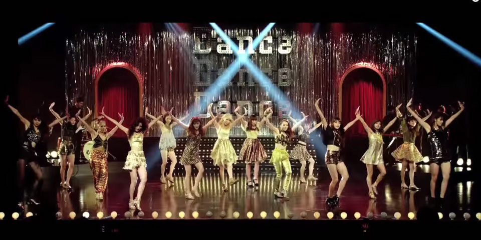 E-girls 'Dance Dance Dance' their butts off in new music video