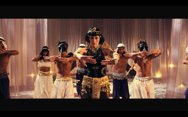 """suiyoubi no campanella releases ancient egypt-themed pv for """"ra, Powerpoint templates"""