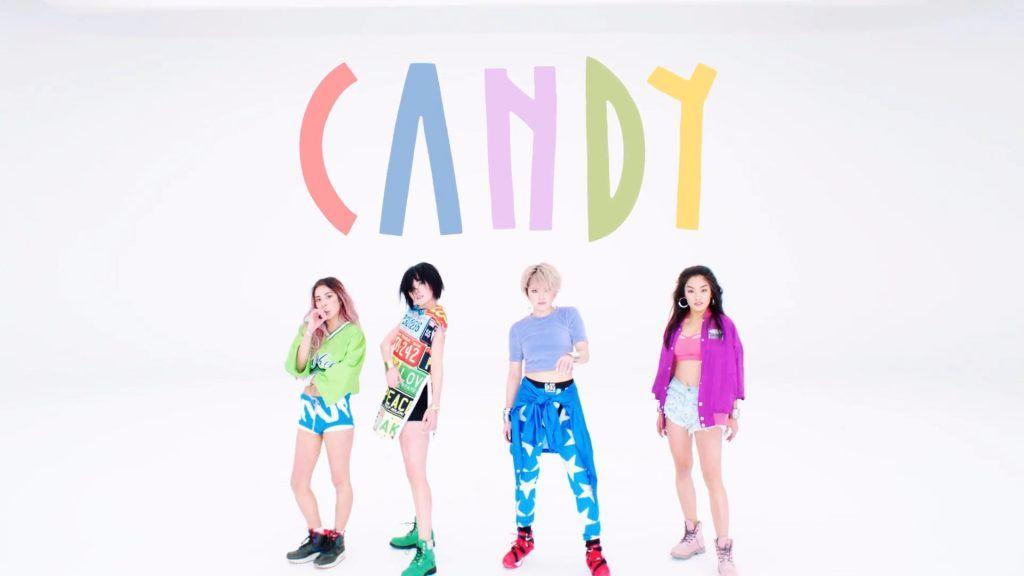 """FAKY Gets Colorful in """"Candy"""" PV"""