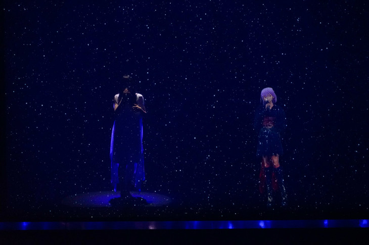 Aimer Makes a Surprise Appearance during EGOIST Tour