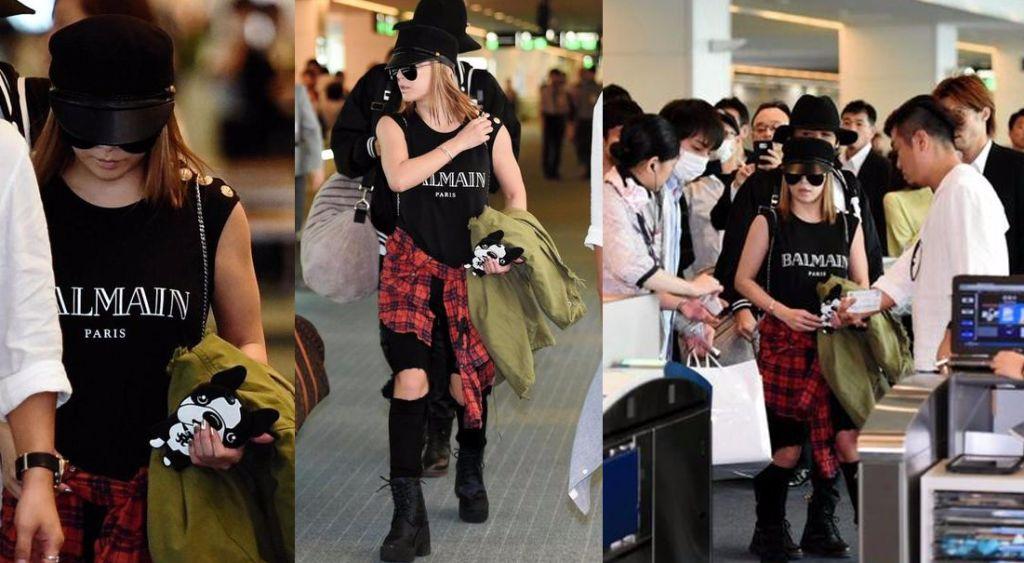 Ayumi Hamasaki makes her first public appearance since ...