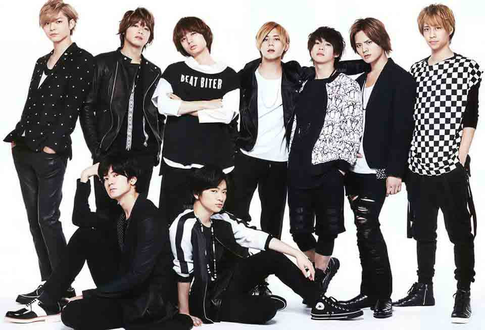 Image result for hey say jump