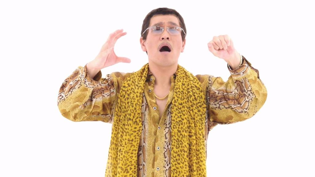 "Piko-Taro's ""PPAP (Pen-Pineapple-Apple-Pen)"" Debuts on the US Singles Chart"