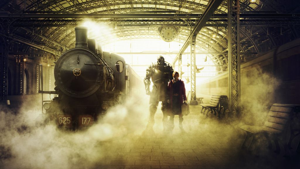 """Fullmetal Alchemist"" live action film releases first visual with Edward Elric and Alphonse"