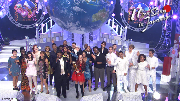 Nippon TV's 'I Can Sing in Japanese' Launches Asia-wide Search for the next big thing!