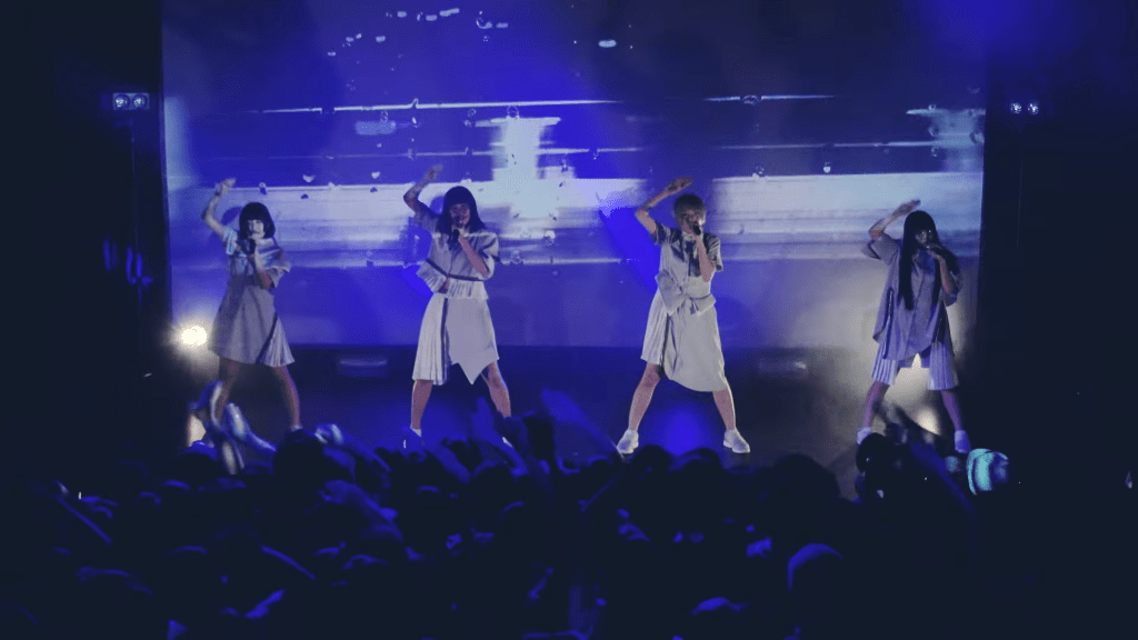 "Maison book girl releases video digest of Live Blu-ray ""Solitude HOTEL 2F + faithlessness"""