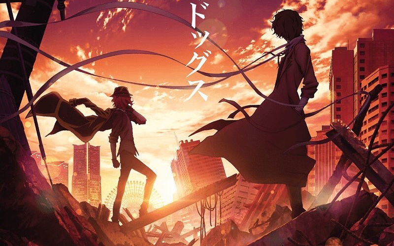 Bungou Strays Dogs gets animation movie and stage play adaptation