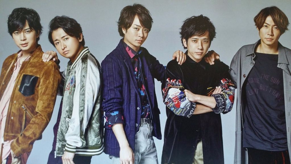Arashi Tops Nikkei Entertainment's Musical Act Ranking for the Sixth Year in a Row