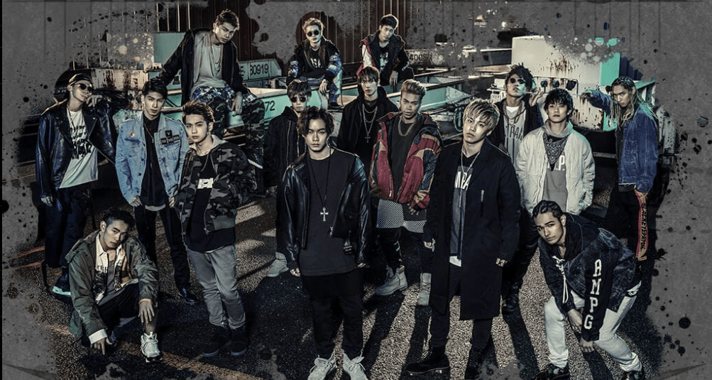 """THE RAMPAGE from EXILE TRIBE release 2nd single """"FRONTIERS"""""""