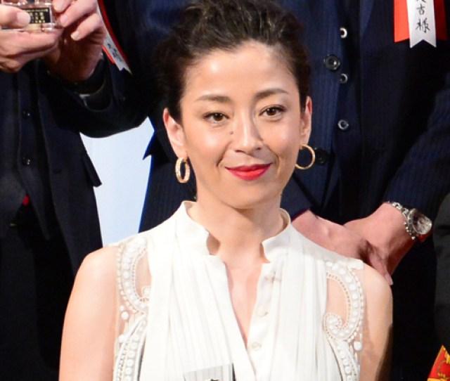 Actress And Former Idol Rie Miyazawa Played A Lesbian In Peony Pavilion A  Hong Kong Drama Film Directed By Yonfan