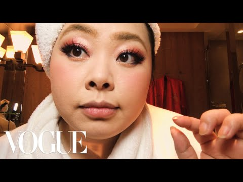 Naomi Watanabe Shares Her Beauty Secrets with American Vogue