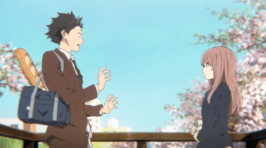 A subbed trailer released for 'A Silent Voice'