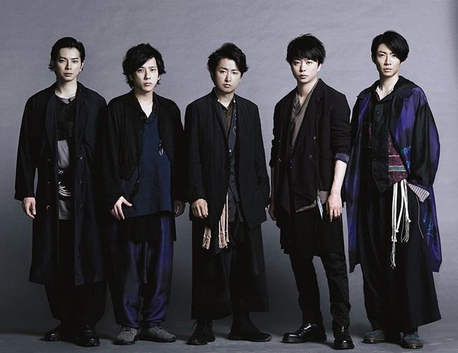 Arashi Tops LINE's Male Idol Group Popularity Survey