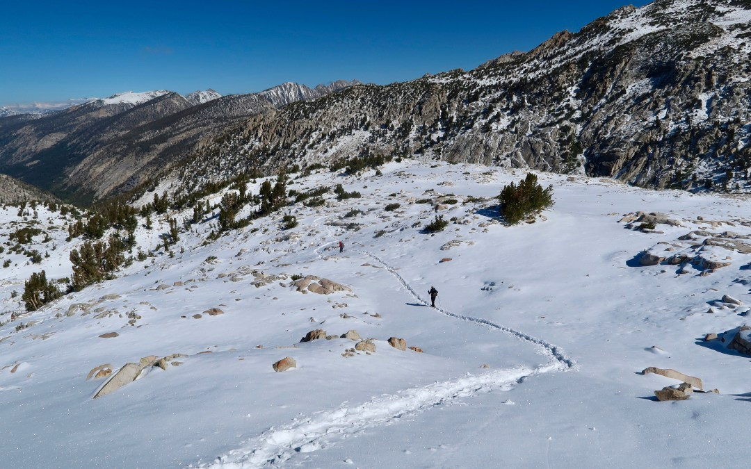 PCT Day 163 – Crossing Silver Pass to the Iva Bell Hot Springs