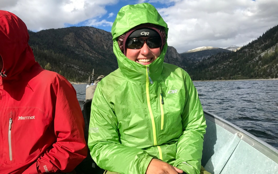 PCT Day 162 – Staying Warm at Vermilion Valley Resort
