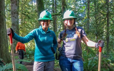 WTA Work Party at Soaring Eagle Regional Park