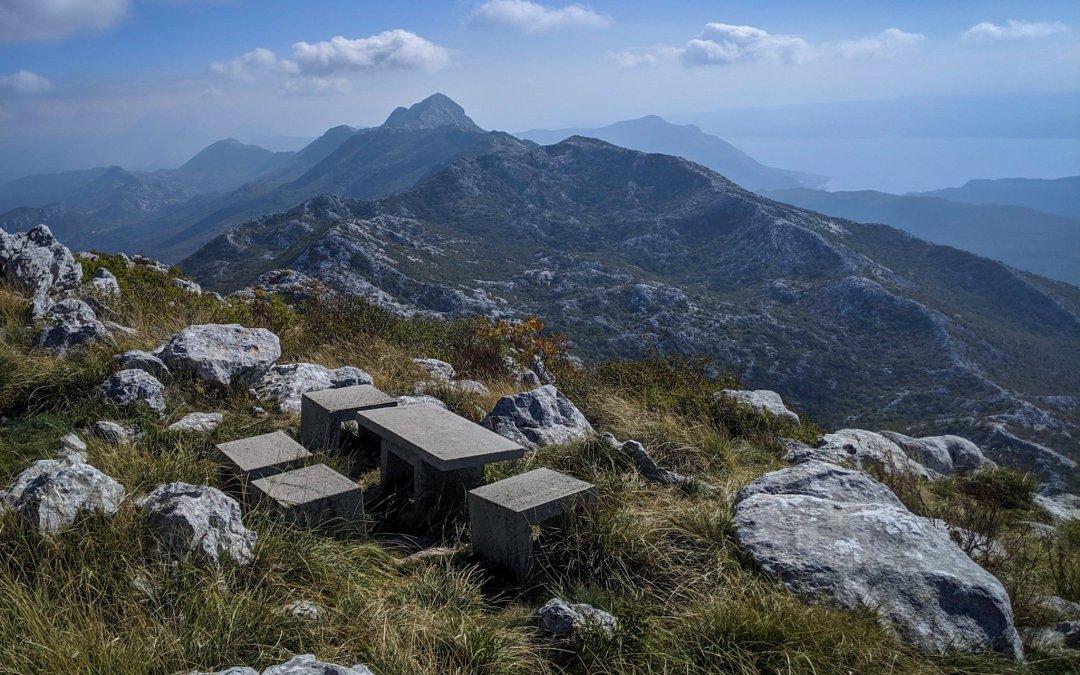 Mount Mosor: A Popular Hike with Fabulous Views near Split, Croatia