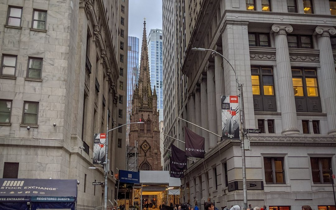 A Tour of Lower Manhattan in New York City