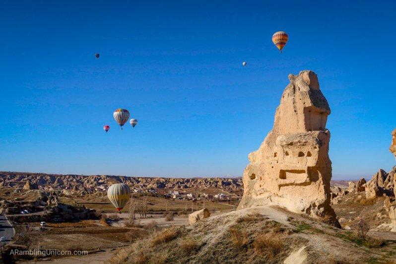 Cappadocia Itinerary Day 1: Exploring Göreme