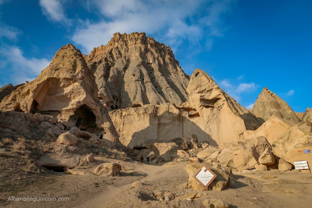Cappadocia Itinerary Day 2: Selime Cathedral