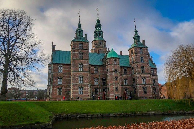 Copenhagen Blog: Rosenborg Castle