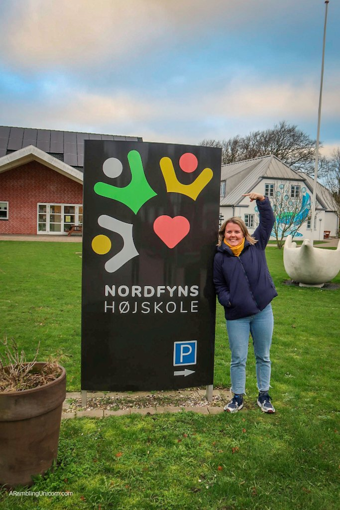 Odense blog: Tetris welcomes you to the Nordfyns Folk High School!