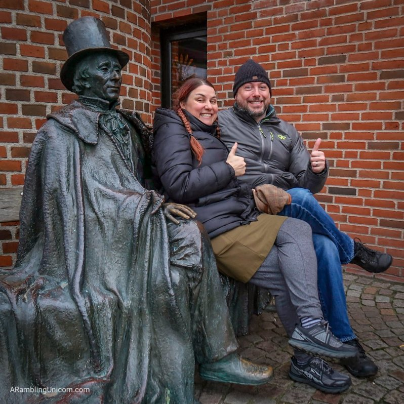 Odense blog: We are in Odense, Denmark!