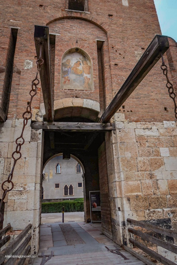 Drawbridge to Castelvecchio