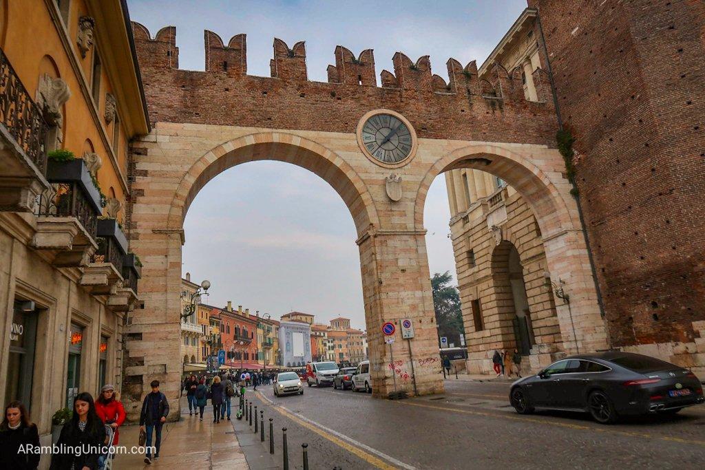 Verona in 24 hours: The famous Verona Walls