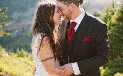 Artist Point Wedding in the Mount Baker Wilderness