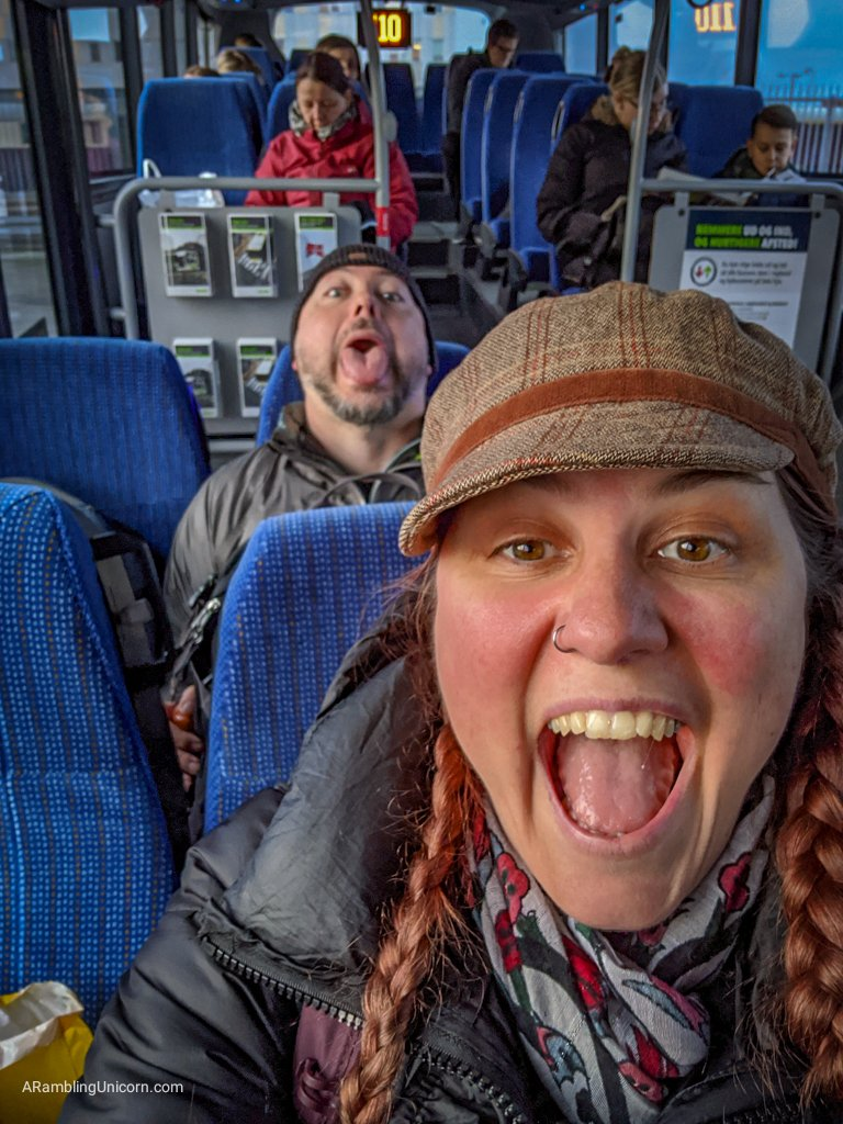 Odense blog: Daniel and are on our way to visit Tetris at the Nordfyns Folk High School