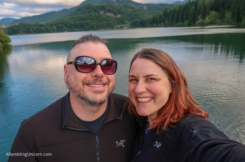 Great America Roadtrip Day 1: La Conner to Lake Easton State Park