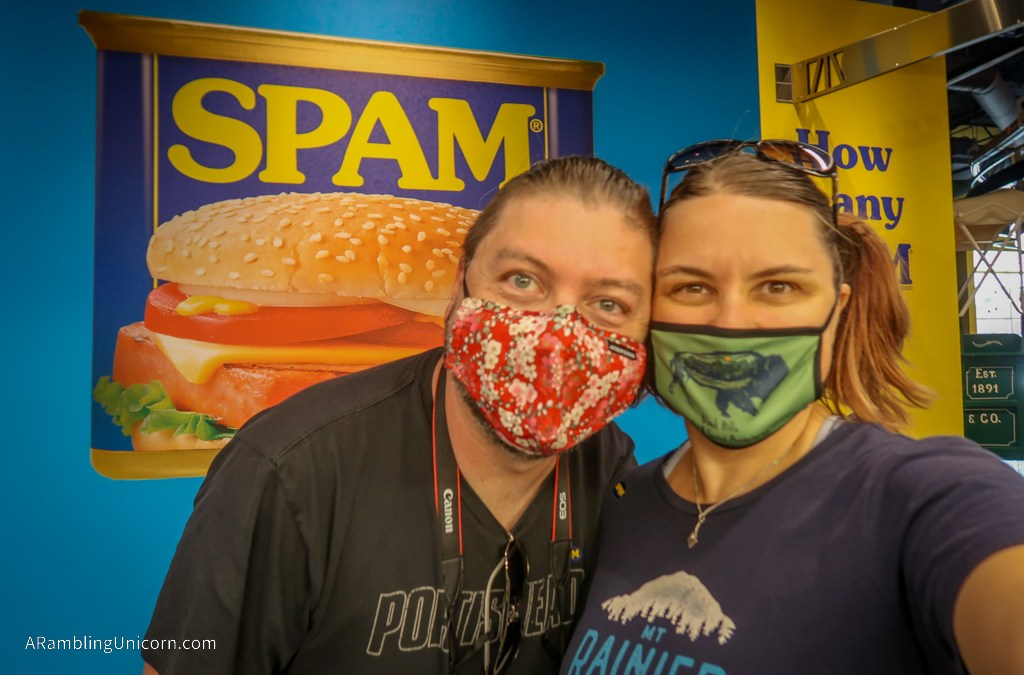 Spam, Glorious Spam! A Visit to the SPAM Museum