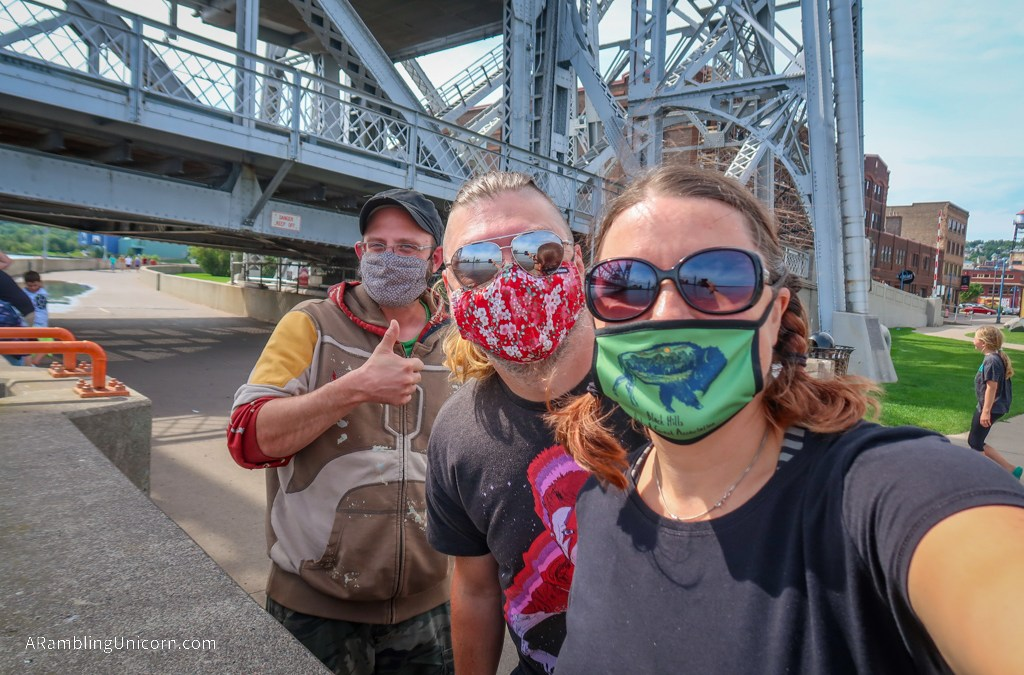 Great America Road Trip Days 36-42: Duluth Interlude