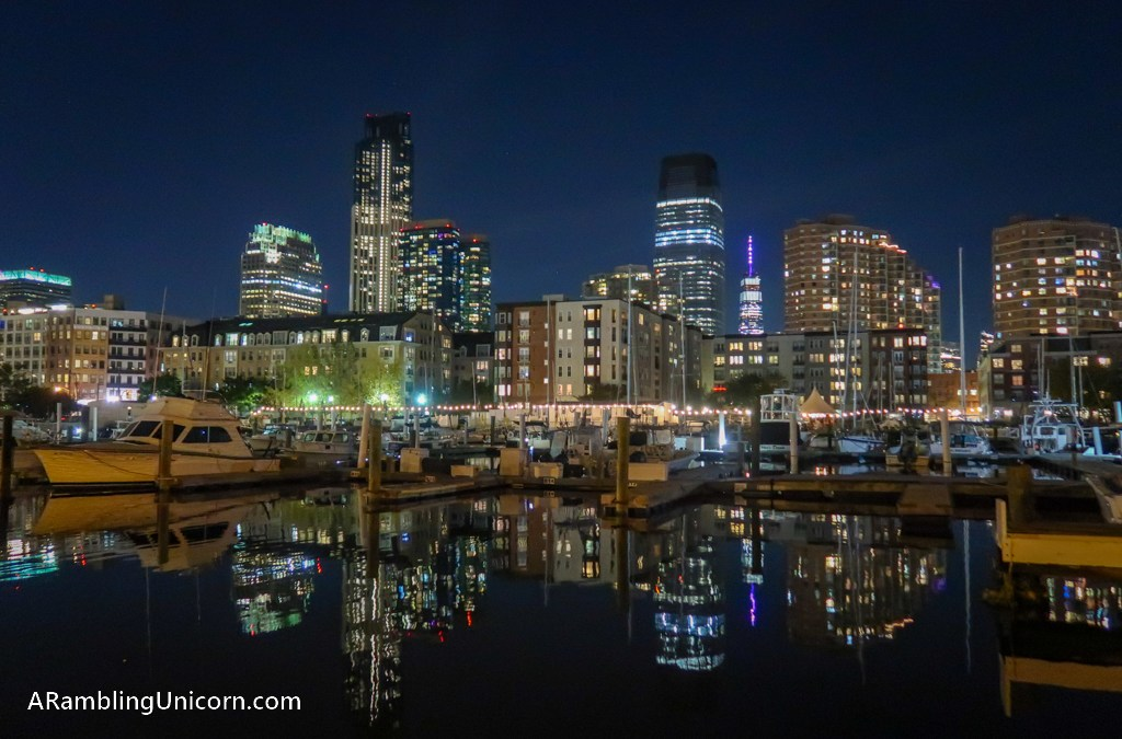 Liberty Harbor RV Park: Urban Camping in Jersey City